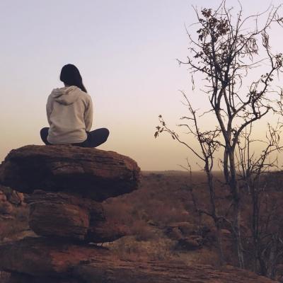 ボツワナでアフリカ南部サバンナ環境保護 富山かりん